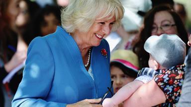 'Very nice and very beautiful' Camilla charms NZ