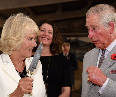 Camilla's warning for Prince Charles