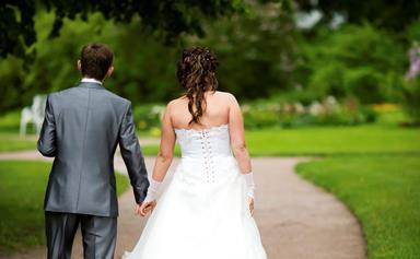 Bride dies on the way to the reception, still in her wedding dress