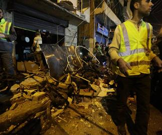 37 killed, 181 injured in twin suicide bombings in Lebanon