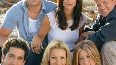 The One Where Friends Replaced Jennifer Aniston