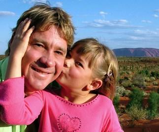 Bindi Irwin posts tribute to dad Steve