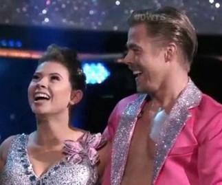 Bindi Irwin salsas her way into the Dancing with the Stars final