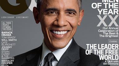 Barack Obama on Malia's suitors: 'I have the Secret Service keep an eye on them!'