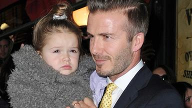 David Beckham is this year's Sexiest Man Alive