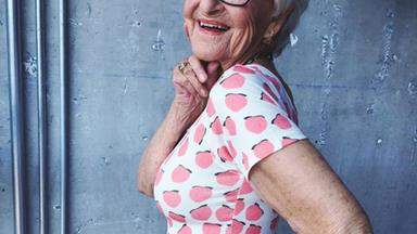 How this great-grandmother used Instagram to find a new lease on life
