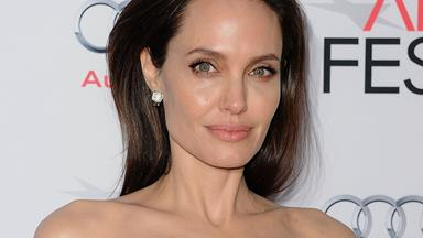 Angelina Jolie opens up about menopause
