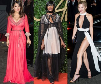 Stars fail to shine on 'worst-dressed' red carpet