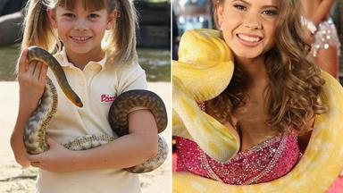Happy 18th birthday: The evolution of Bindi Irwin