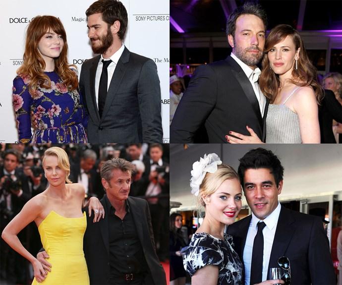 Most shocking celebrity splits of 2015