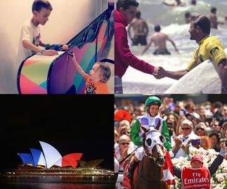 Most heartwarming moments of 2015