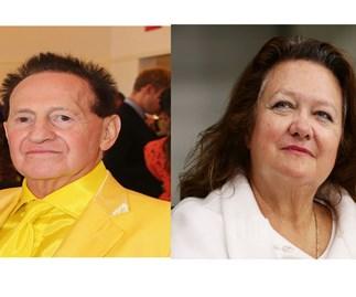 Geoffrey Edelsten wants to date Gina Rinehart