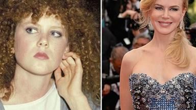 From geek to chic: Nicole Kidman's transformation