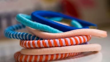 Wearing a hair-tie around your wrist could kill you