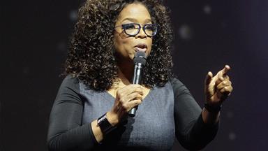 Oprah Winfrey shuts down Donald Trump