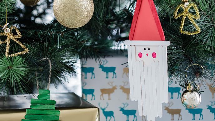Easy Christmas craft: Step-by-step videos