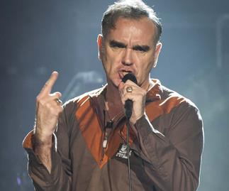 Morrissey takes out 'Bad Sex in Fiction' award for strange sex scene