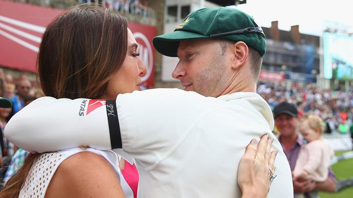 From Pup to top dog: Michael Clarke's makeover