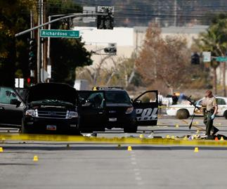 San Bernardino shooter became 'radicalized' after marrying for visa, reports say