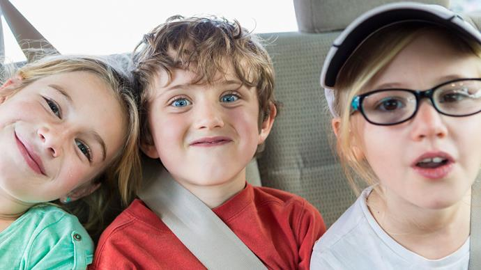 How to keep the kids entertained on a road trip