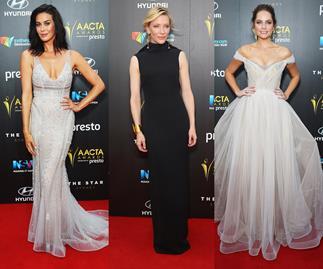 Aussie stars shine at the AACTAs