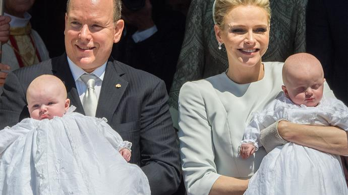 Monaco's royal twins turn one!