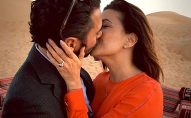 Eva Longoria announces engagement