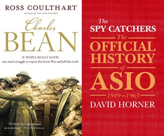 Ross Coulthart's Charles Bean biography takes out the Prime Minister's Literary Award
