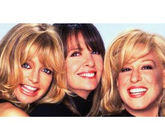 Goldie Hawn, Bette Midler and Diane Keaton sign on for new movie