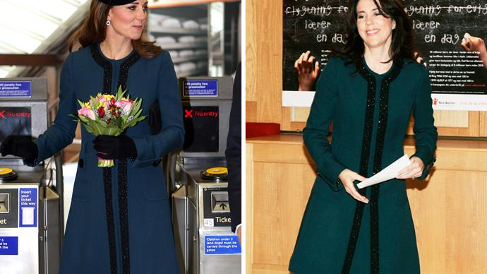 A royal match: 8 times royal ladies picked the same dress
