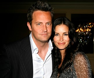 Are Friends stars Courteney Cox and Matthew Perry dating in real life?!
