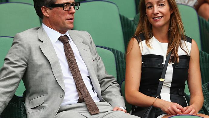 Hugh Grant welcomes fourth child in four years with second girlfriend