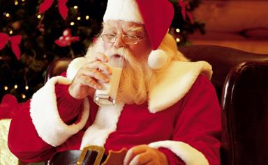 Santa refuses to hold special needs baby on his lap