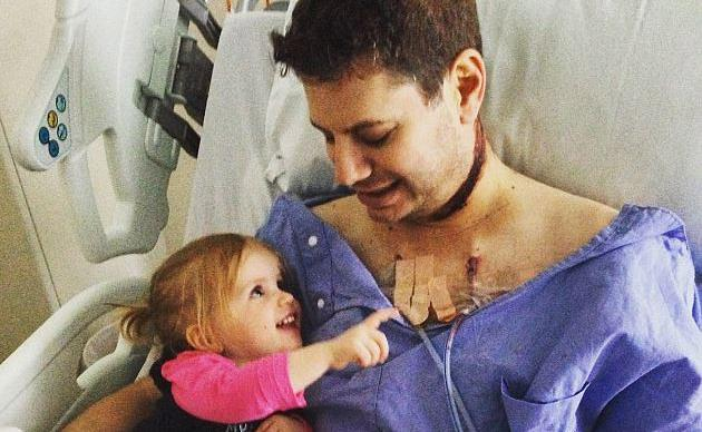 """It's """"just a sinus infection"""": man diagnosed with rare cancer after misdiagnosis"""