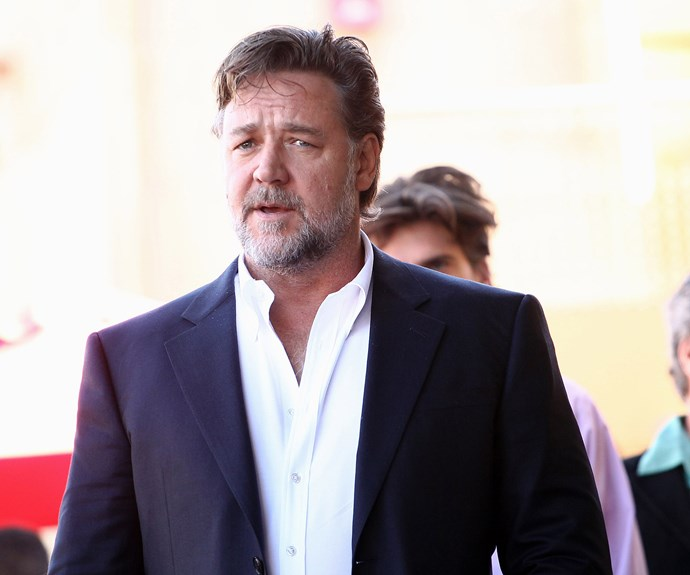 Russell Crowe tells tone deaf anecdote about sodomising his co-star on Romper Stomper