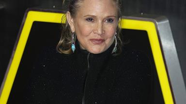 Carrie Fisher to haters: Youth and beauty are not accomplishments