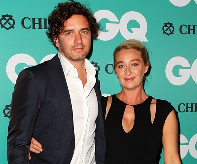 Asher Keddie shares adorable pictures of her family