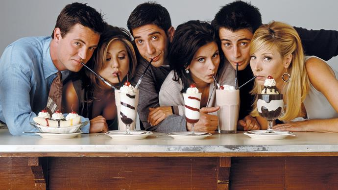 A Friends reunion is finally happening!