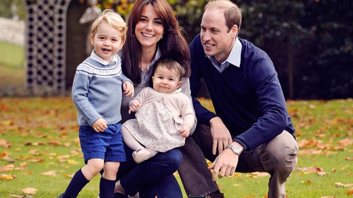 Unusual gifts given to Prince George and Princess Charlotte