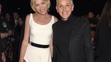 Ellen DeGeneres and Portia de Rossi finally have a kid!