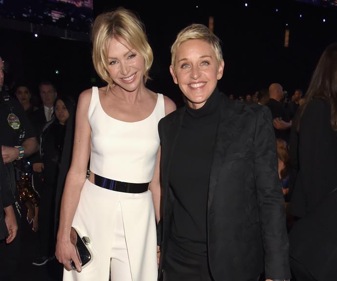 Ellen DeGeneres and Portia de Rossi finally have a kid!