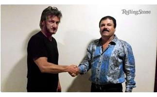 The weird case of Sean Penn, a wanted drug lord and a Mexican actress