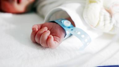 Nurse cuts off baby's toe