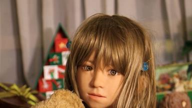Japanese company manufactures lifelike child sex dolls