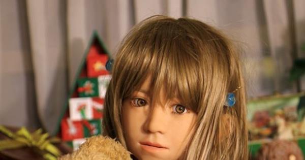 Japanese Company Manufactures Lifelike Child Sex Dolls -3733