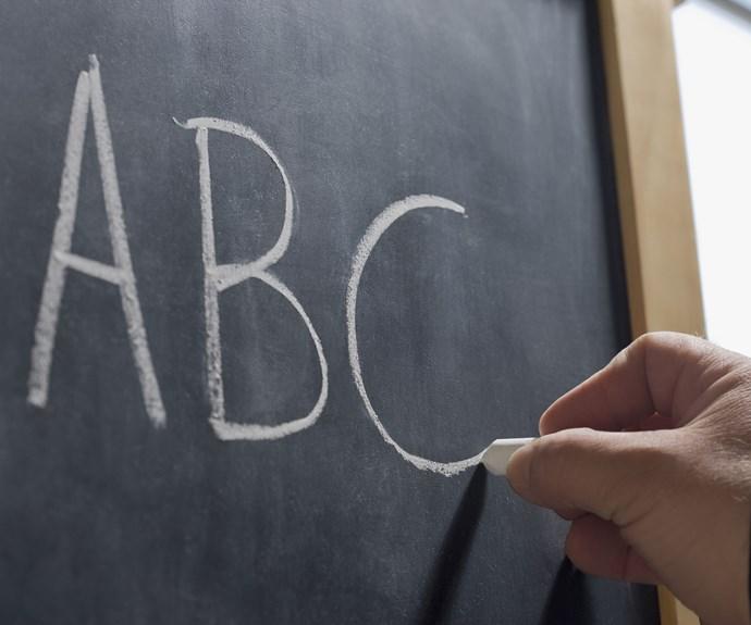 Mistake in school spelling homework goes viral