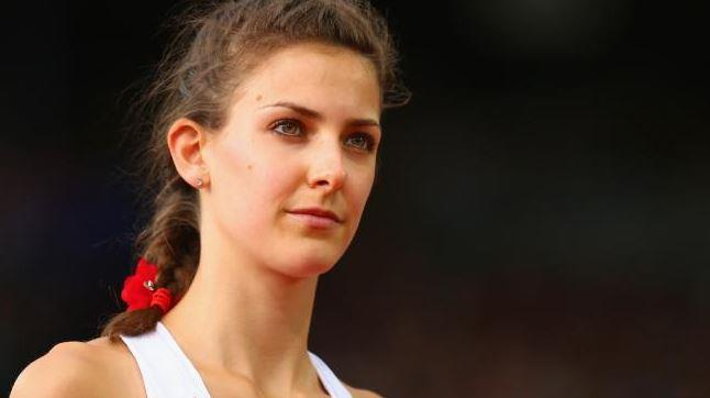 Olympian: I'm not here to look sexy