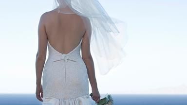 Dumped bride donates reception to homeless