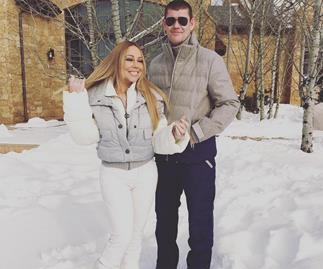 James Packer and Mariah Carey engaged