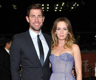Emily Blunt's expecting her second child